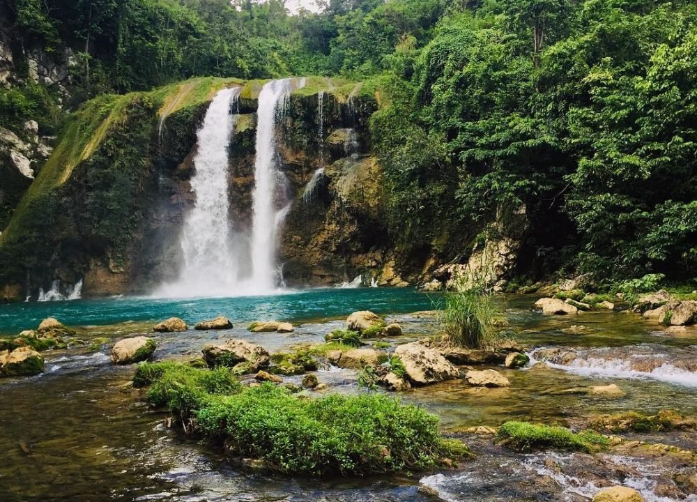 Cascade Saut-Mathurine, Haïti