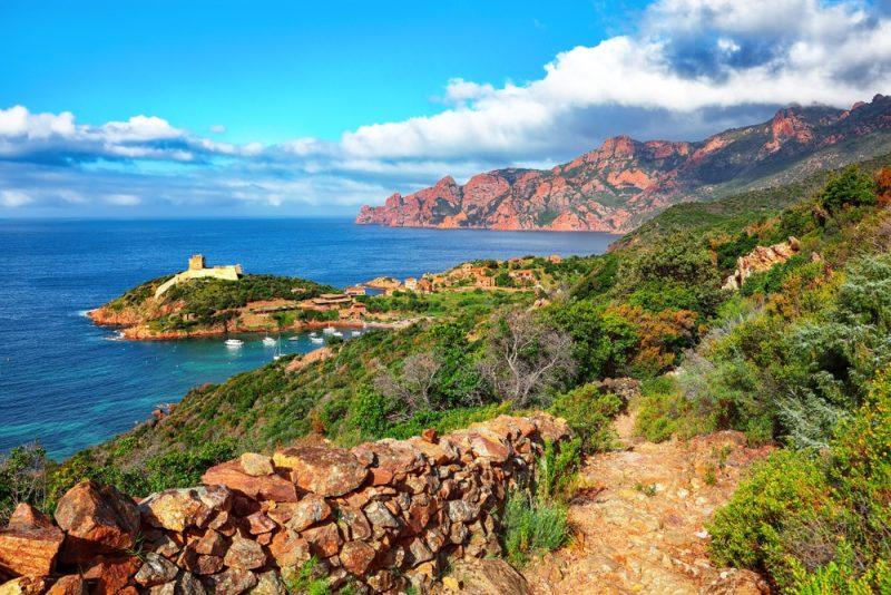 Réserve de Scandola, Corse