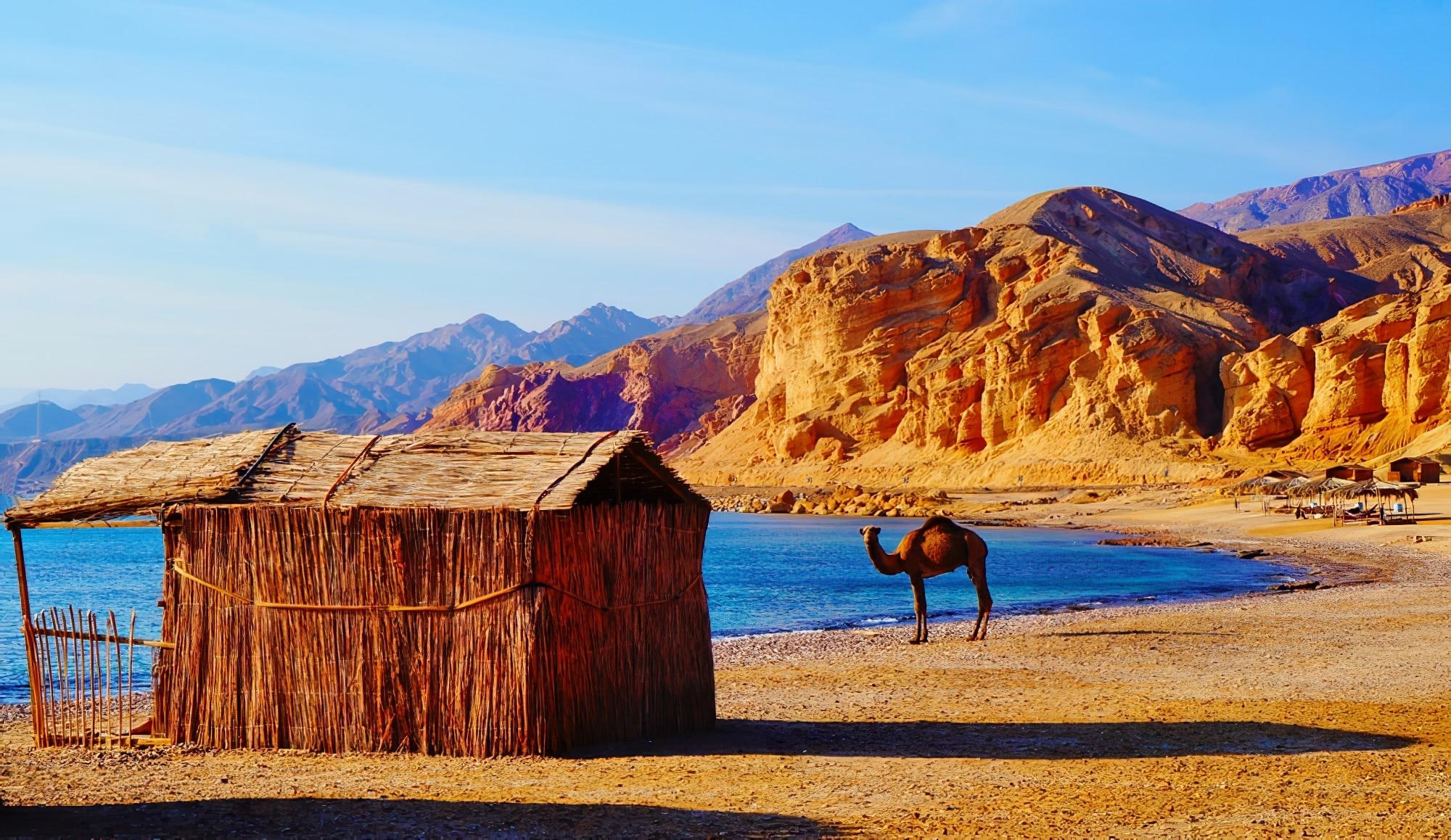 Sinaï, Égypte