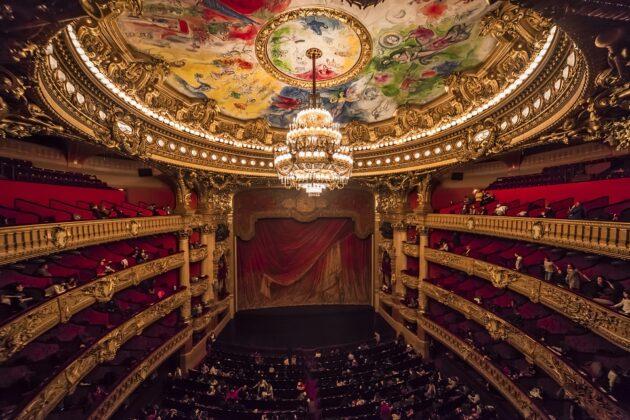 Les 8 salles où voir un spectacle d'opéra à Paris