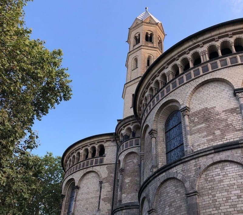 St Aposteln, Cologne