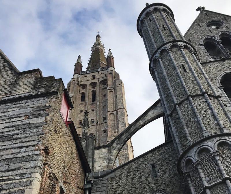 Cathédrale Saint-Sauveur, Bruges