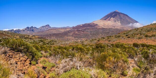 Parc national de Teide, Tenerife