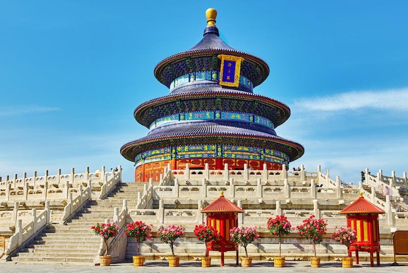 Temple du Ciel, Pékin