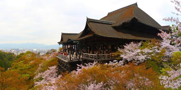 Visiter le Temple Kiyomizu Dera à Kyoto:billets, tarifs, horaires