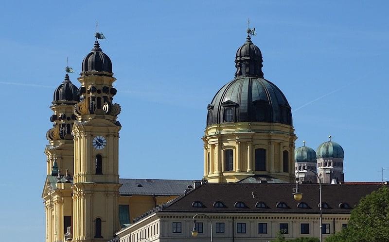Theatinerkirche, Munich
