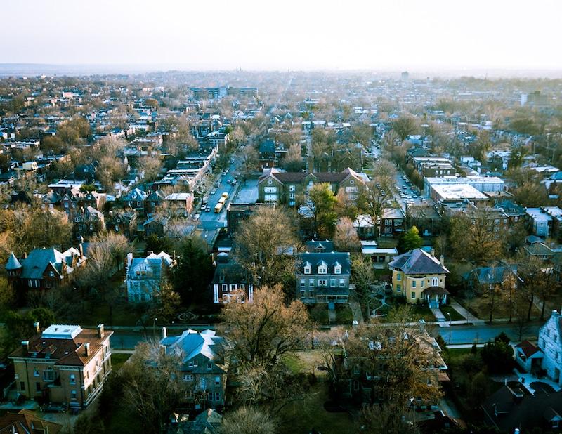 Tower Grove South, Saint-Louis