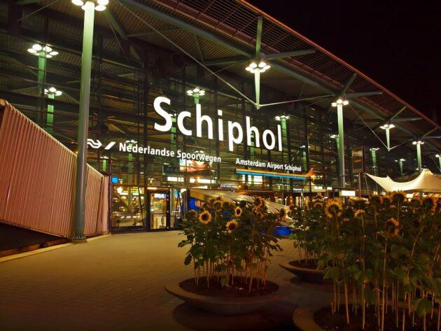 Trouver un parking pas cher à l'aéroport de Amsterdam