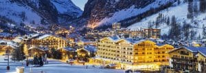 Val d'Isère - Station de ski, France