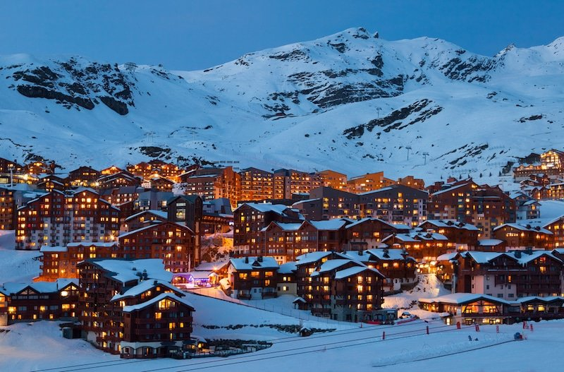 Val Thorens - Station de ski, France