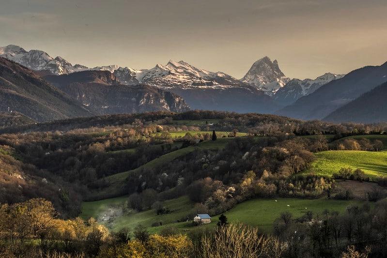 Vallée d'Ossau, Parc national des Pyrénées