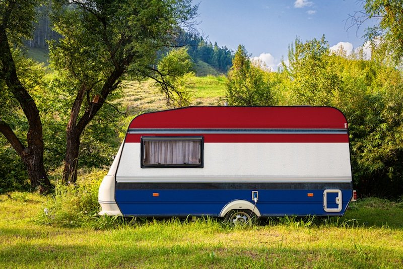 Camping Car, Pays-Bas