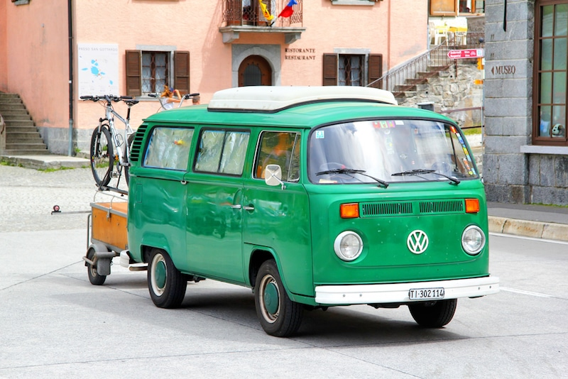 Van, Suisse