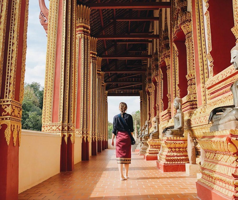 Vat Phra Keo, Laos