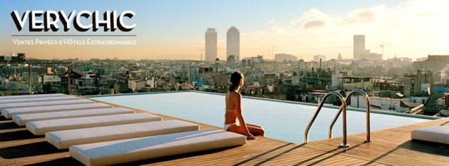 VeryChic, ventes privées d'hôtels de luxe : avis et test