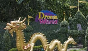 Visiter parc dream world à Bangkok