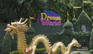 Visiter parc dream world à Bangkok