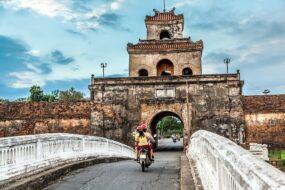 Visiter l'ensemble des monuments de Huế, Vietnam