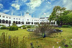 Visiter les Jardins de Tivoli à Copenhague