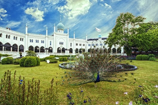 Visiter les Jardins de Tivoli à Copenhague : billets, tarifs, horaires
