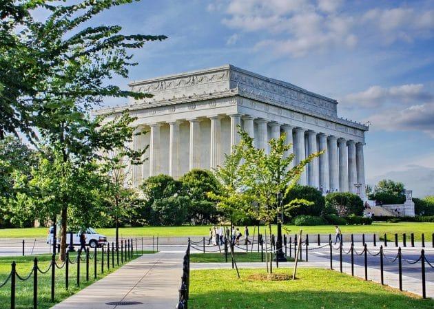 Visiter le Lincoln Memorial à Washington : billets, tarifs, horaires