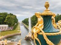 Visiter le palais peterhof à Saint Petersbourg