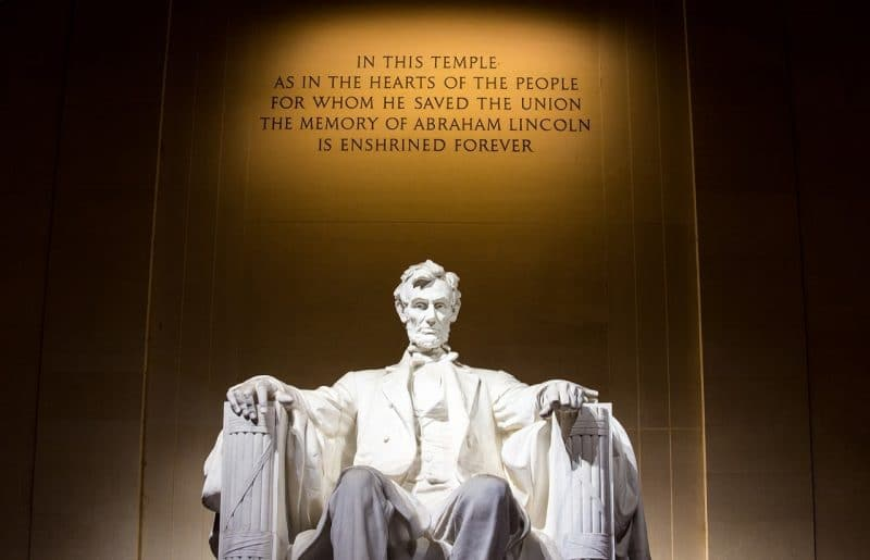 Que faire et que voir au Lincoln Memorial à Washington ?