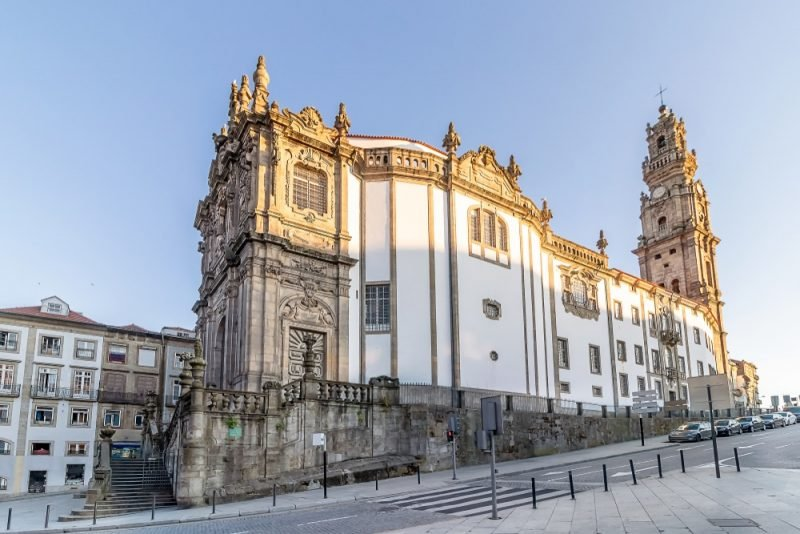 Que voir et faire à la Tour des Clercs à Porto ?