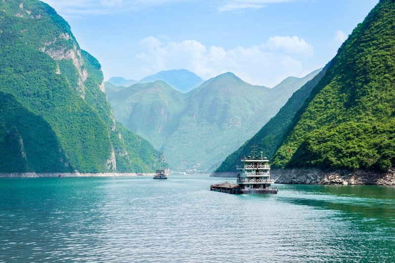 Yangtze River, Chine