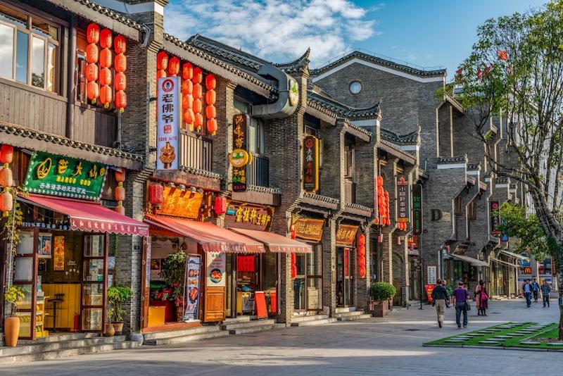 Zhengyang-Xiufeng, Guilin