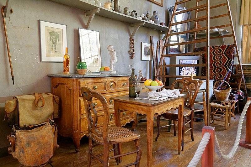Aix en Provence - Atelier Cézanne