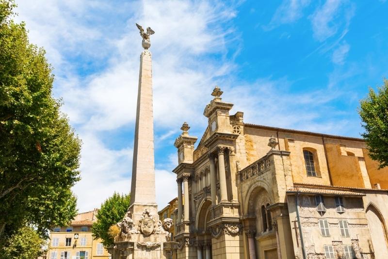 Aix en Provence Eglise de la Madeleine