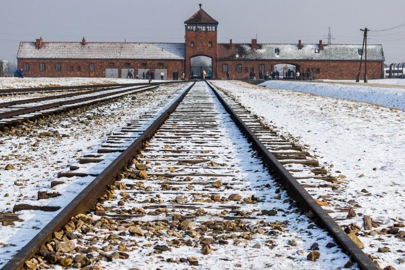 Auschwitz extermination Cracovie Pologne