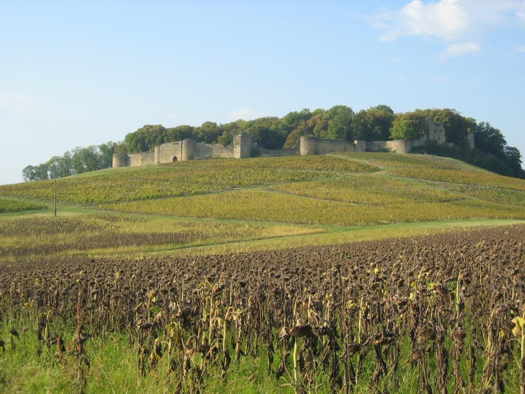 Jura Château d'Arlay