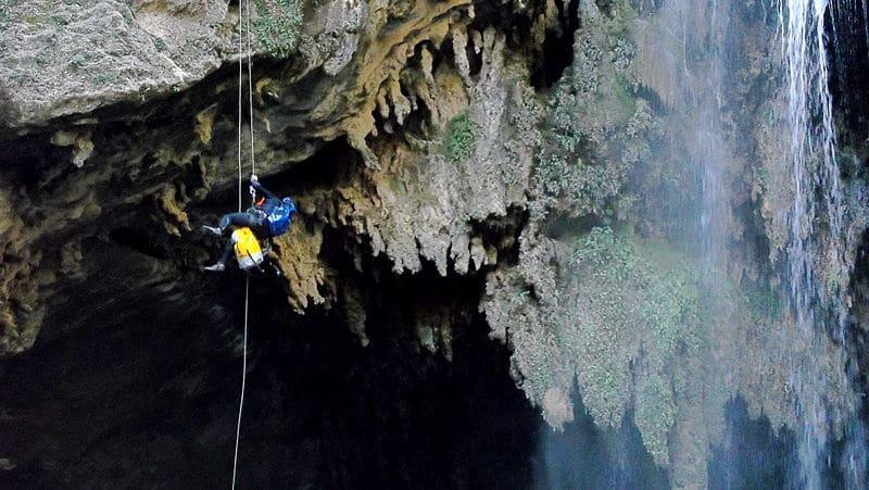 Monterrey - Canyon de Matacanes
