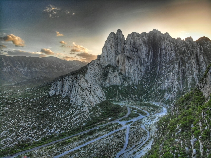 Monterrey - La Huasteca
