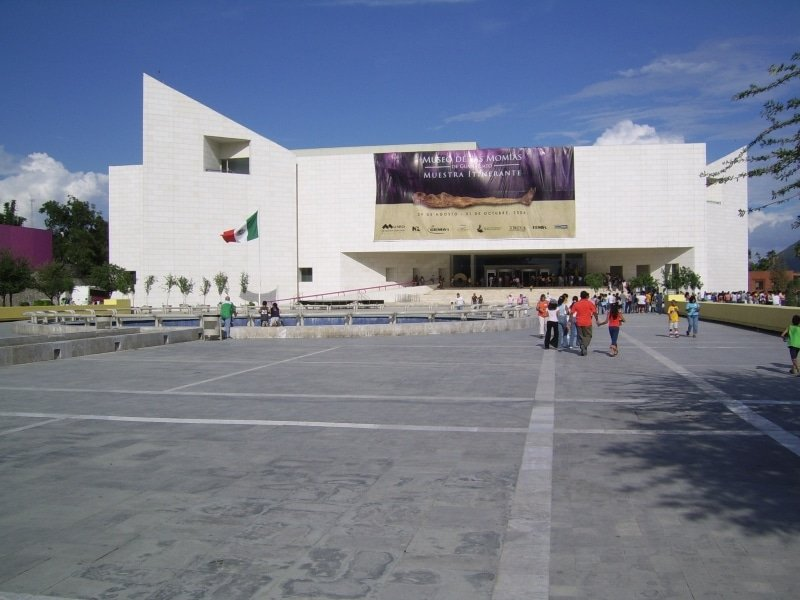 Monterrey - Musée histoire mexicaine