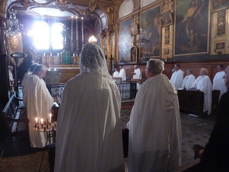 Montpellier - Chapelle des Pénitents blancs