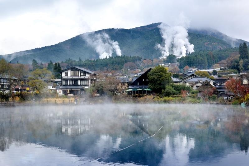 Oita - Yufuin
