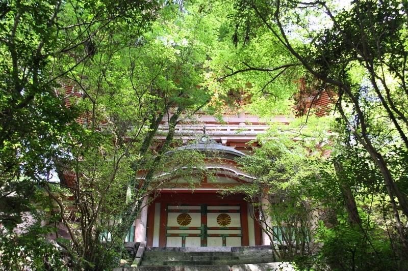 Oita - Yusuhara Hachimangu