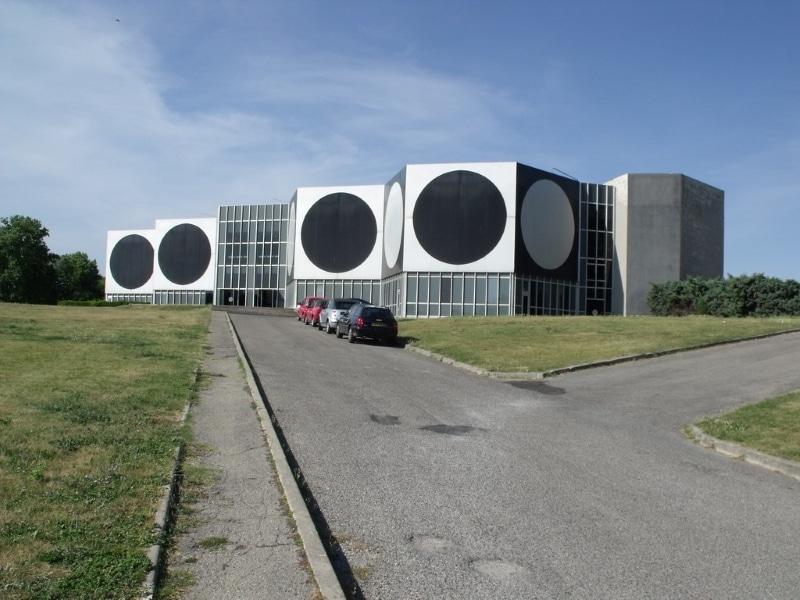Aix en Provence fondation Vasarely