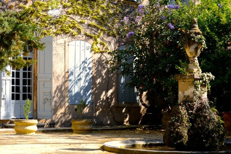 Aix en Provence Mas de Jouffan