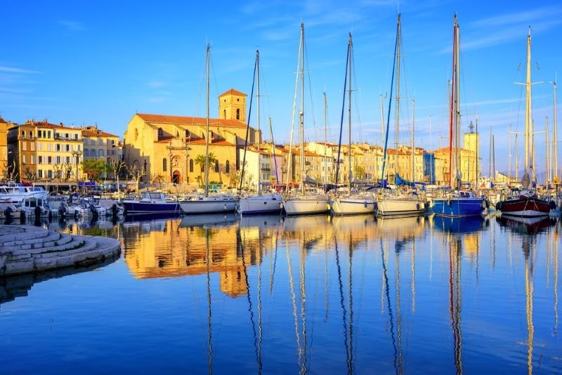 Aubagne Port La Ciotat