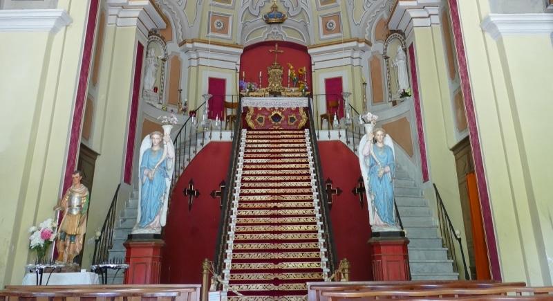 Bastia chapelle Scala Santa