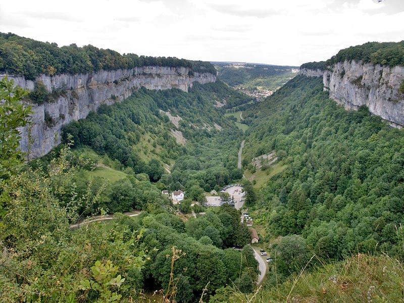 Belvedère des roches Jura
