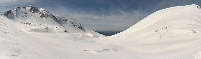 Boi Taull en Espagne, ski hors piste Pyrennées