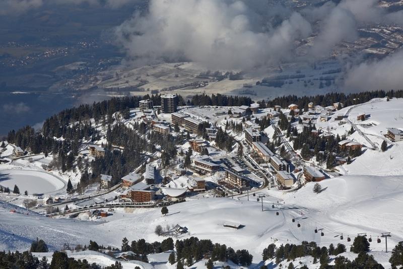 Chamrousse station ski Alpes