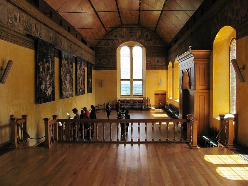 Château de Stirling Chapelle