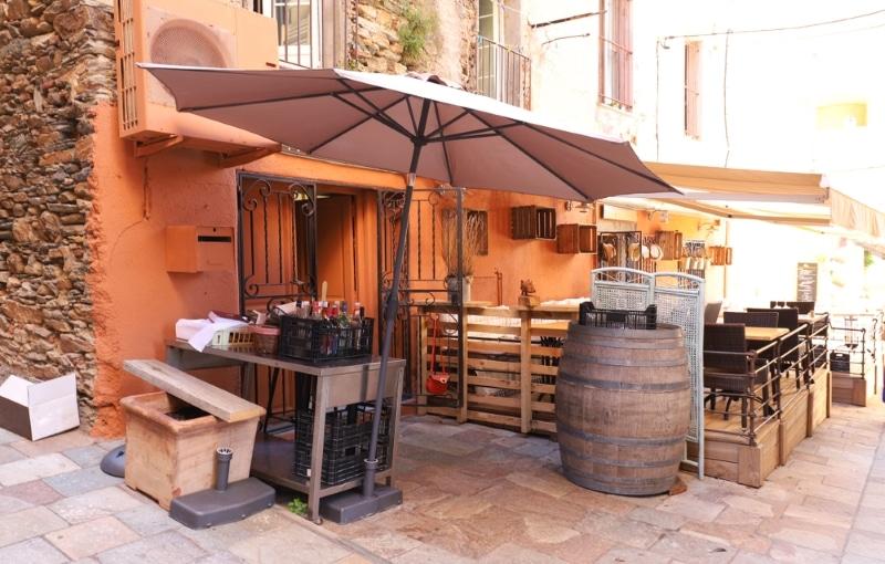 Corse cuisine Bastia typique, un restaurant
