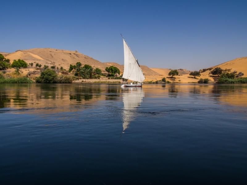 Croisière Nil Egypte